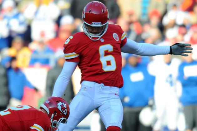 Chiefs Want Improvement in Kicking Game