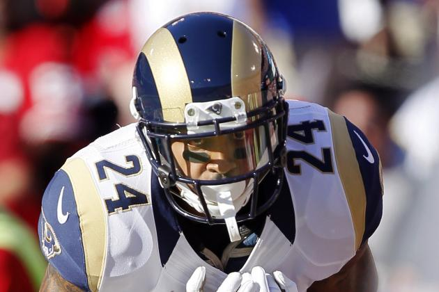 Rams RB Isaiah Pead Suspended One Game