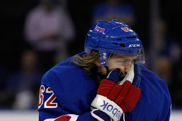 Ryan Callahan, Carl Hagelin Undergo Surgery for Torn Labrums