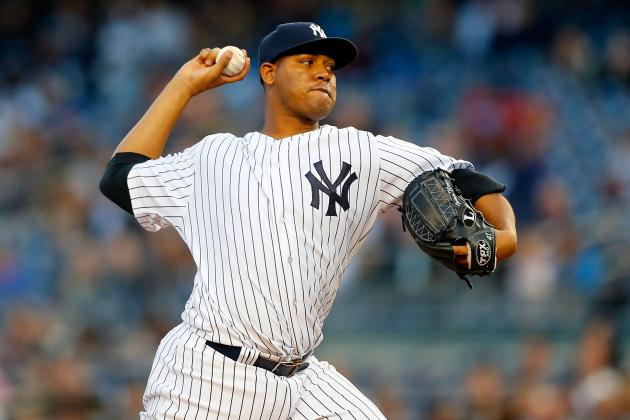 Yankees Demote Ivan Nova to Triple-A