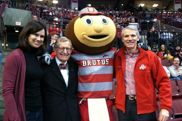 Ohio State President Gordon Gee Reportedly Told More Mistakes May Prompt Removal