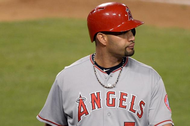 Hamilton Returns, Pujols Sitting Friday vs. Astros