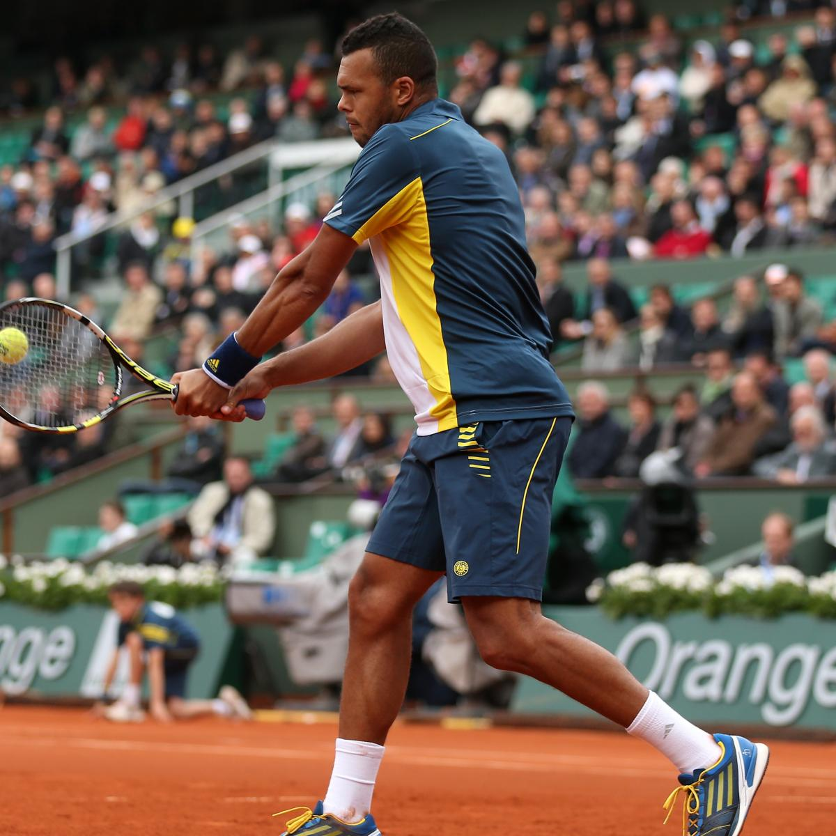 French Open 2013 Biggest Winners From Week 1 At Roland: French Open 2013: The Biggest Obstacle For All The Top