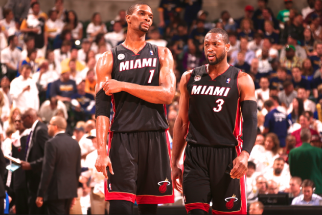 What Happened to Miami Heat's Dwyane Wade and Chris Bosh?