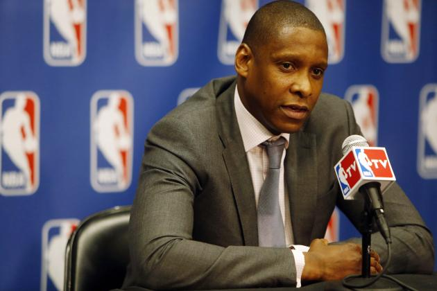 Masai Ujiri Leaves Nuggets to Take Job as Toronto GM
