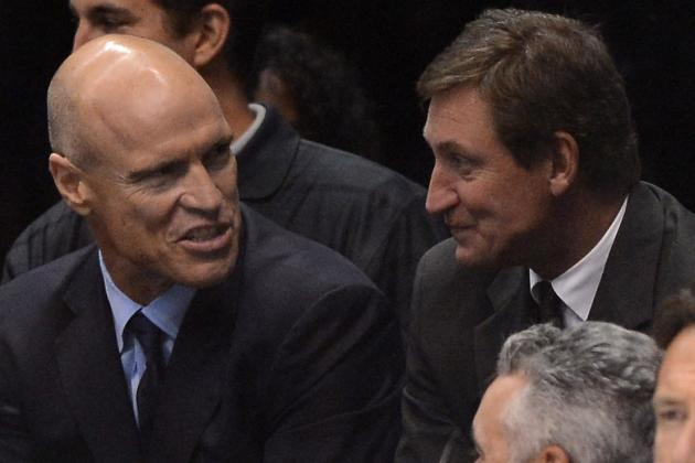 Kypreos: Rangers' Job Interests Gretzky, Messier