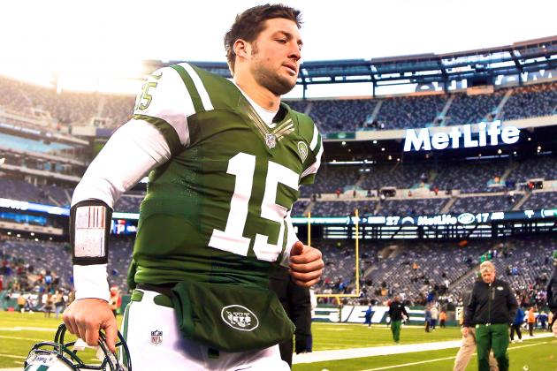 Tim Tebow's Camp Reportedly Claims the Quarterback's NFL Career Is Likely over