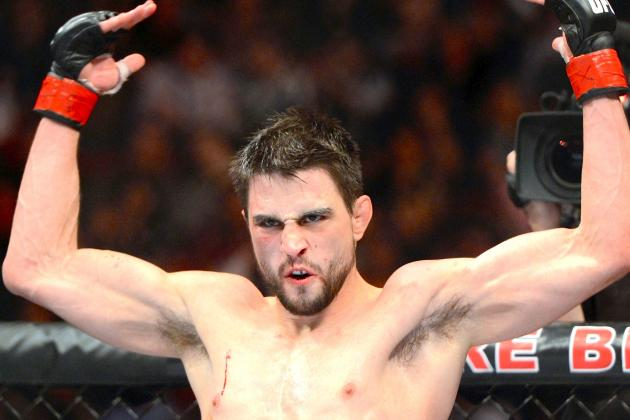 Report: Carlos Condit vs. Martin Kampmann 2 Headlines UFC on Fox Sports 1-2