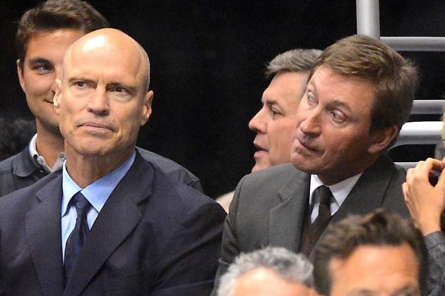 Wayne Gretzky and Mark Messier Reportedly Interested in Rangers Coaching Job