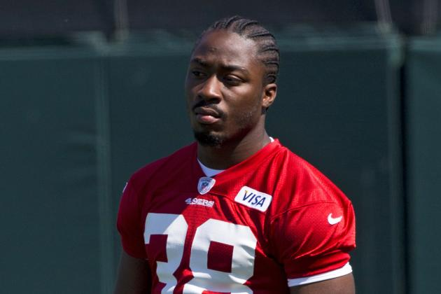Marcus Lattimore Signs with the 49ers