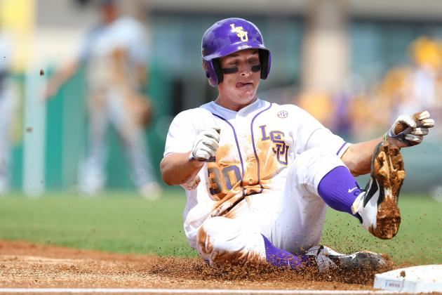 College Baseball Regionals 2013: Day 1 Results, Highlights and Analysis