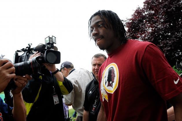 5 Lessons Washington Redskins QB RG3 Needs to Learn from Bankrupt NFL Players