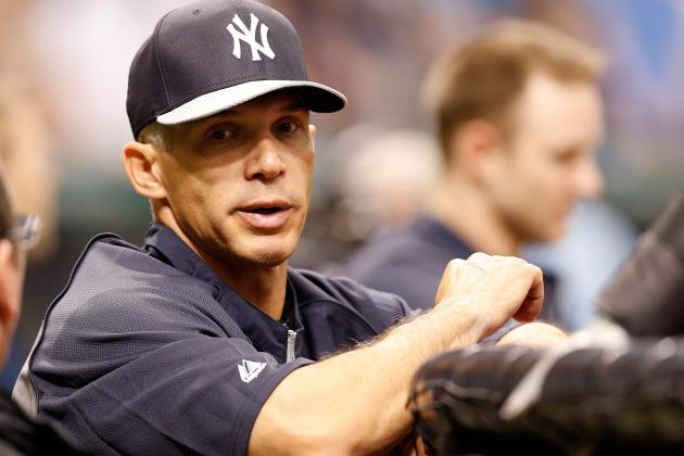Girardi Ejected from Game vs. Red Sox