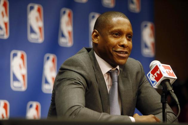 Can New GM Masai Ujiri Elevate Toronto Raptors to Playoff Ranks?