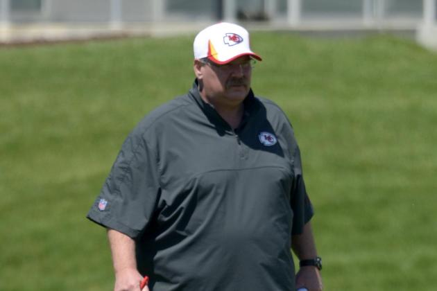 Reid Overloading Chiefs Before Mandatory Minicamp