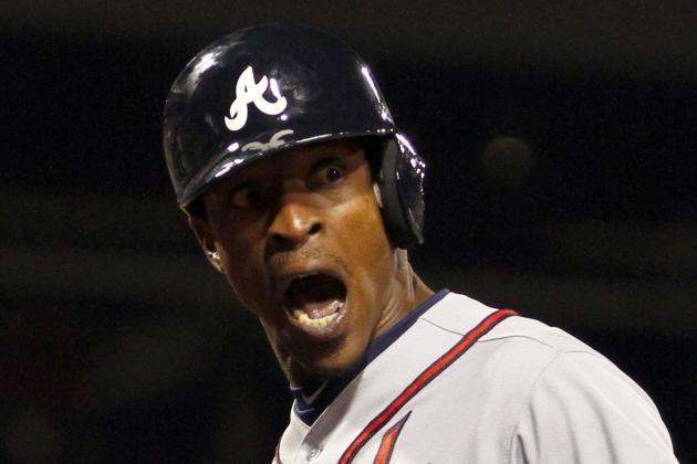 Braves Manager Has Considered Asking B.J. Upton to Go to Minors