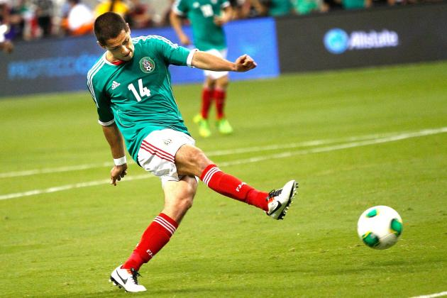 Mexico vs. Nigeria: Score, Grades and Post-Match Reaction