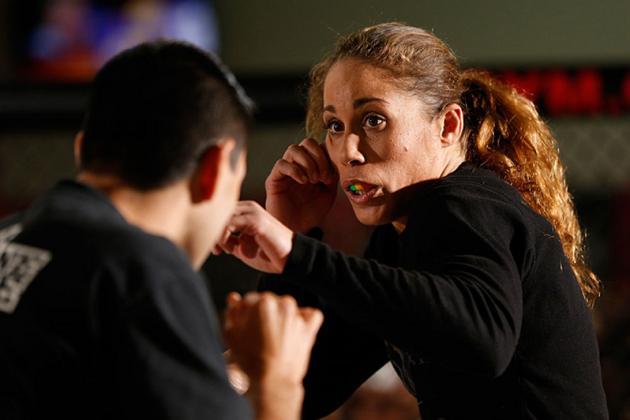 UFC on Fox 8: Jessica Andrade Replaces Miesha Tate, Will Debut vs. Liz Carmouche