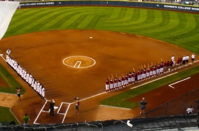 Tornadoes Prompt NCAA to Postpone Friday's Women's College World Series Games