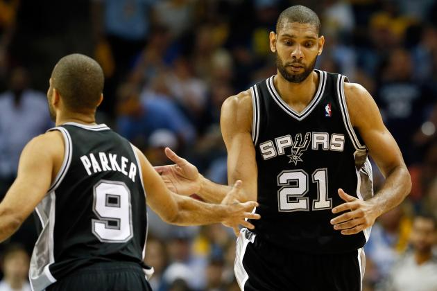 NBA Finals 2013: Areas San Antonio Spurs Must Improve Before Showdown