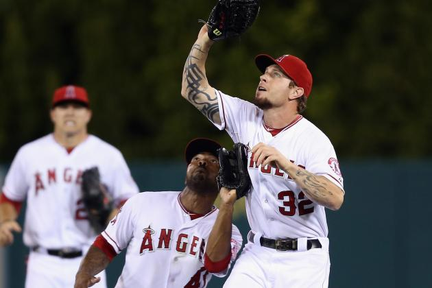 Angels Fall to Lowly Astros, 6-3