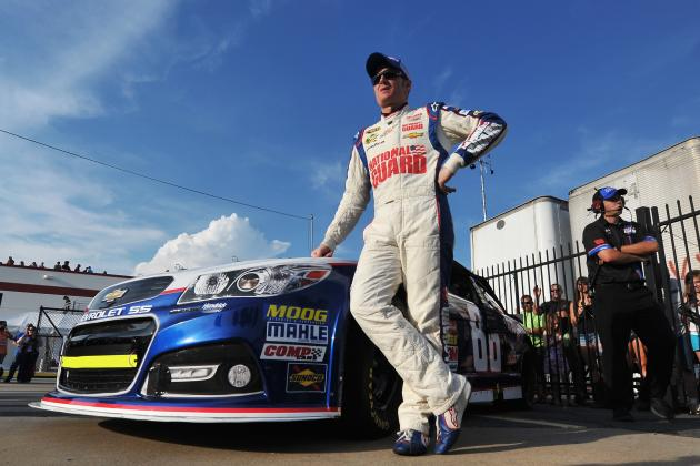 Why Doesn't Dale Earnhardt Jr. Win More NASCAR Sprint Cup Races?