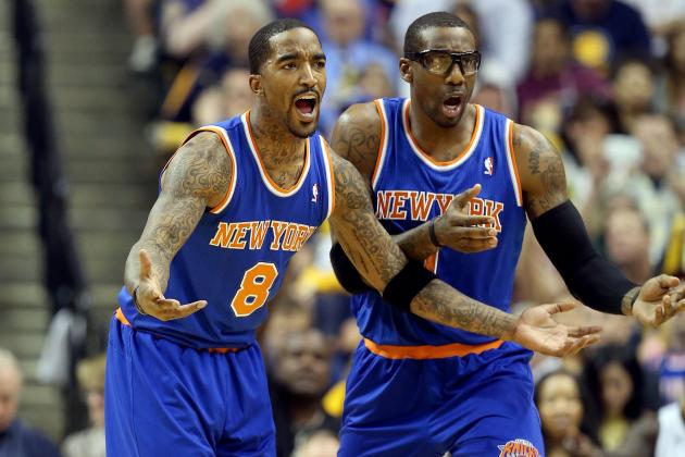 Can NY Knicks Reach Their Ceiling as Long as Amar'e Stoudemire Is on Board?