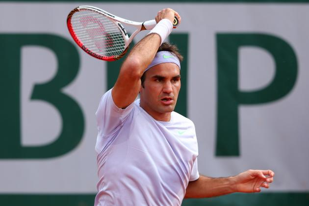French Open Tennis 2013: Predicting Sunday's 4th-Round Matchups