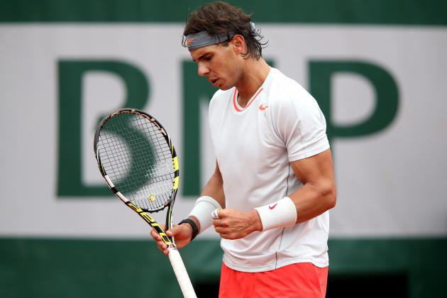 French Open 2013: Why Rafael Nadal's Stranglehold on Roland Garros Is Slipping