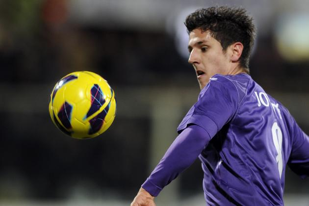 Arsenal Transfer Rumours: Gunners Should Give Up on Pursuit of Stevan Jovetic