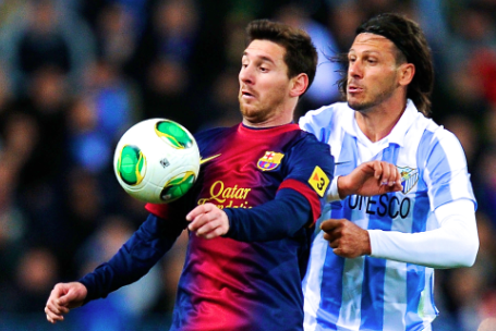 Barcelona vs. Malaga: La Liga Live Score, Highlights, Recap