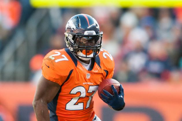 Denver Broncos Running Back Knowshon Moreno Still Not Good to Go