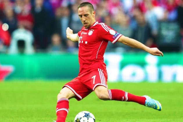 German Cup Final 2013: Bayern Munich vs. Stuttgart Date, Time and Live Stream