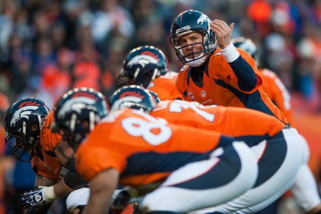 Broncos' Peyton Manning Always Prefers a Fresh Playbook for Experimenting