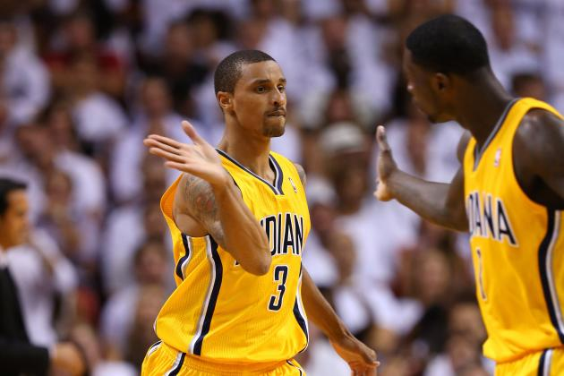 Indiana Pacers Can Pound Up Front, but Need Guard Help in Game 6 vs. Miami Heat