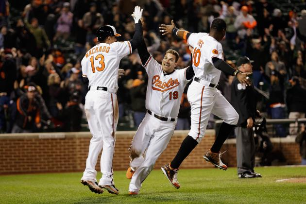 George Brett Would Be Proud of Orioles Hit Brigade