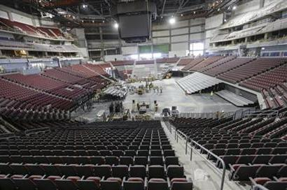 Construction Almost Done on Cornhuskers' New Arena