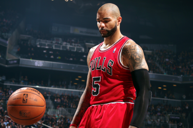 Is Carlos Boozer's Long-Term Future with the Chicago Bulls?