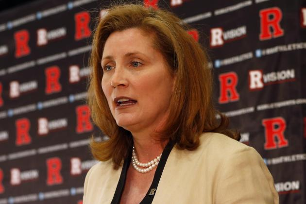 Rutgers Postpones Embattled AD Julie Hermann's On-Campus Meetings