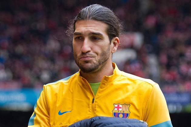 Pinto Replaces Valdes in Net Today vs. Malaga