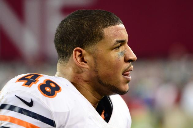 Chicago Bears: Will Evan Rodriguez Play for the Bears Again?