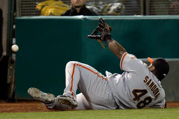 San Francisco Giants: Lack of Depth Being Exposed by Injuries