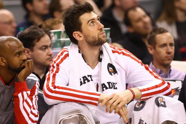 Report: Toronto Raptors Looking to Trade Andrea Bargnani by July 1st?
