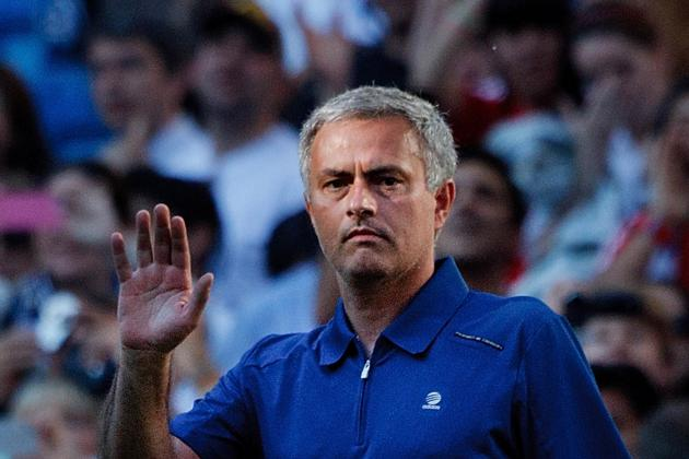 Mourinho Bows out with a Win Amid Bernabeu Backdrop of Cheers and Jeers