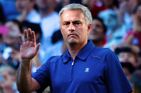 Mourinho Bids Madrid Farewell