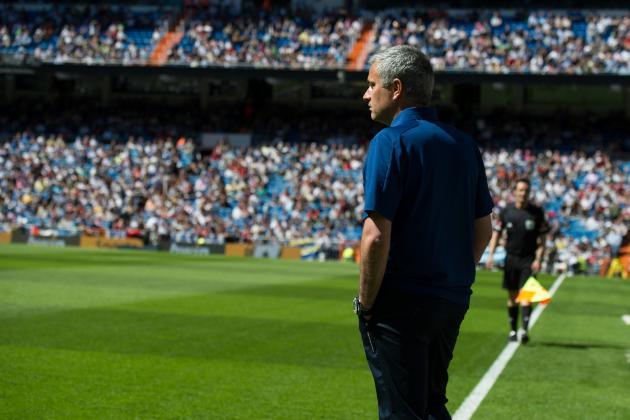 Jose Mourinho Leaves Real Madrid for Chelsea with Head Held High