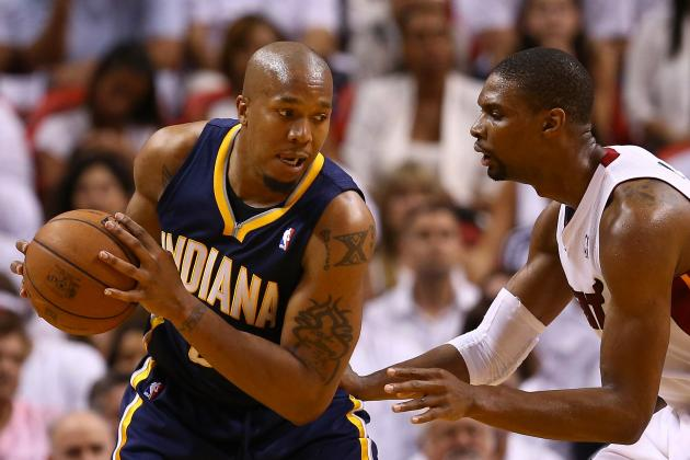 David West Misses Shootaround Due to Illness, Expected to Play in Game 6