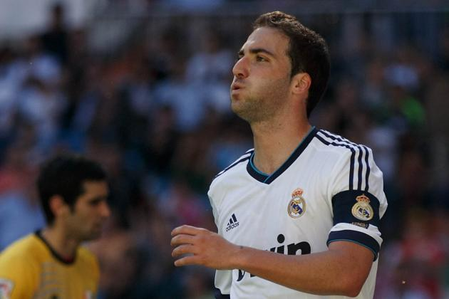 Higuain: 'I'm Leaving Madrid'