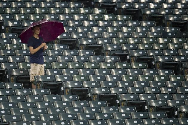 Indians Statement on Friday's Extended Rain Delay