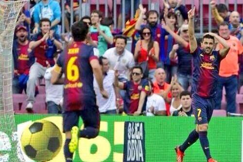 Barcelona vs. Malaga: Score, Grades and Post-Match Reaction